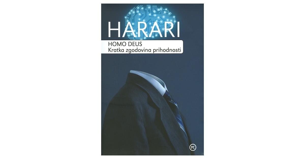 Homo deus - Yuval Noah Harari | Fundacionsinadep.org