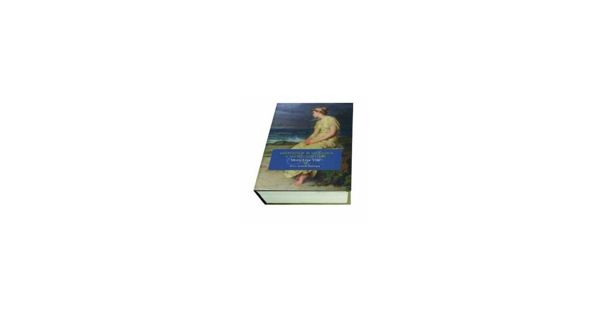 Hrepenenje in skušnjava v svetu literature - Irena Avsenik Nabergoj | Fundacionsinadep.org