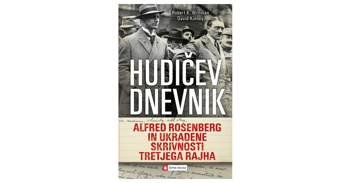 Hudičev dnevnik - David Kinney, Robert K. Wittman | Menschenrechtaufnahrung.org