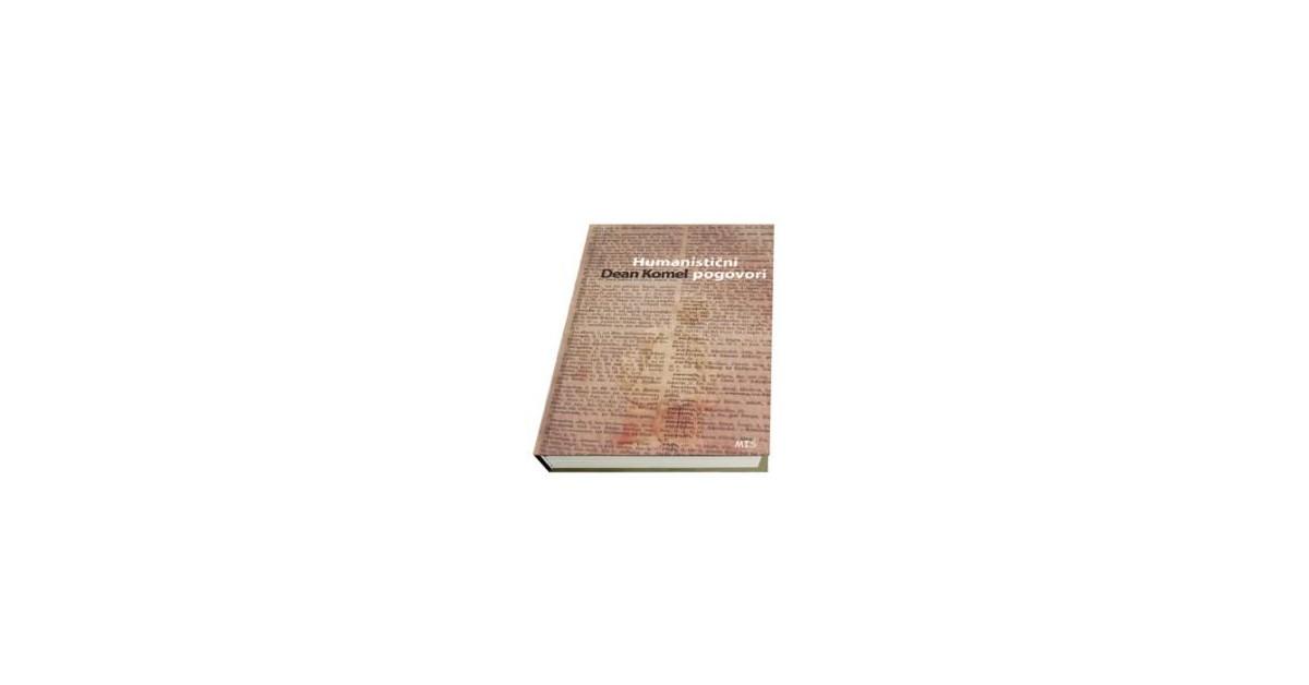 Humanistični pogovori - Dean Komel | Menschenrechtaufnahrung.org