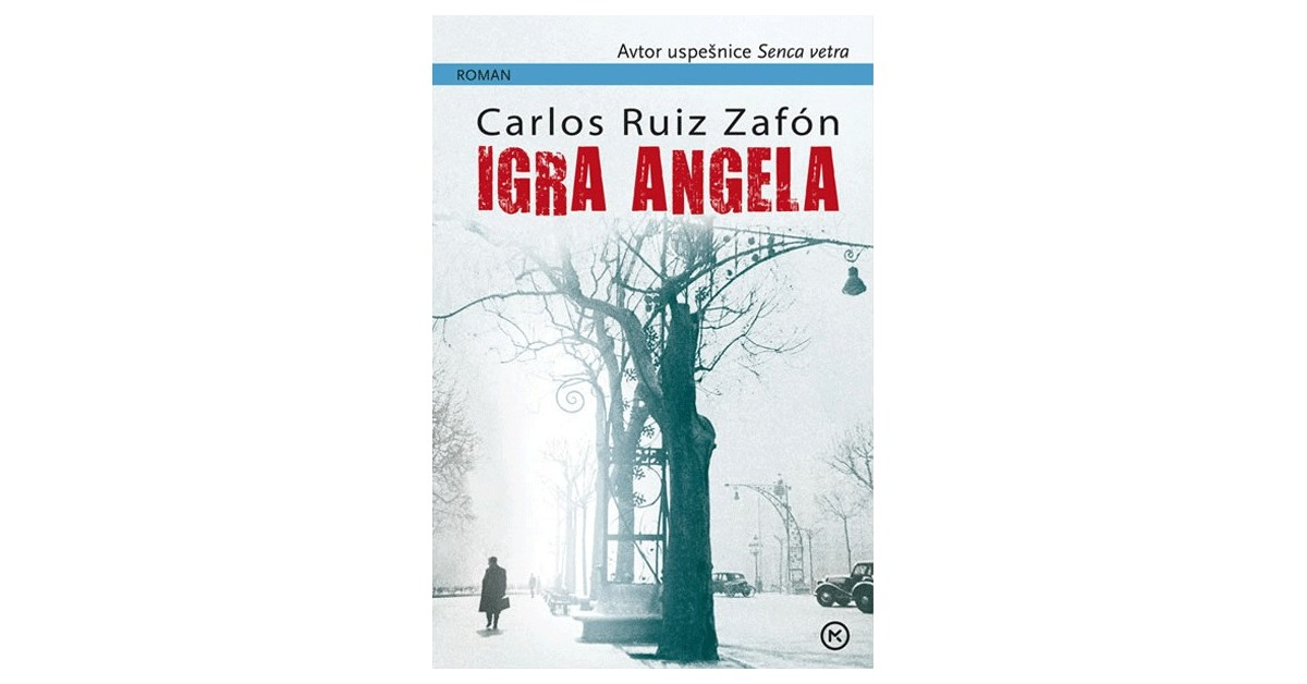 Igra angela - Carlos Ruiz Zafón | Fundacionsinadep.org