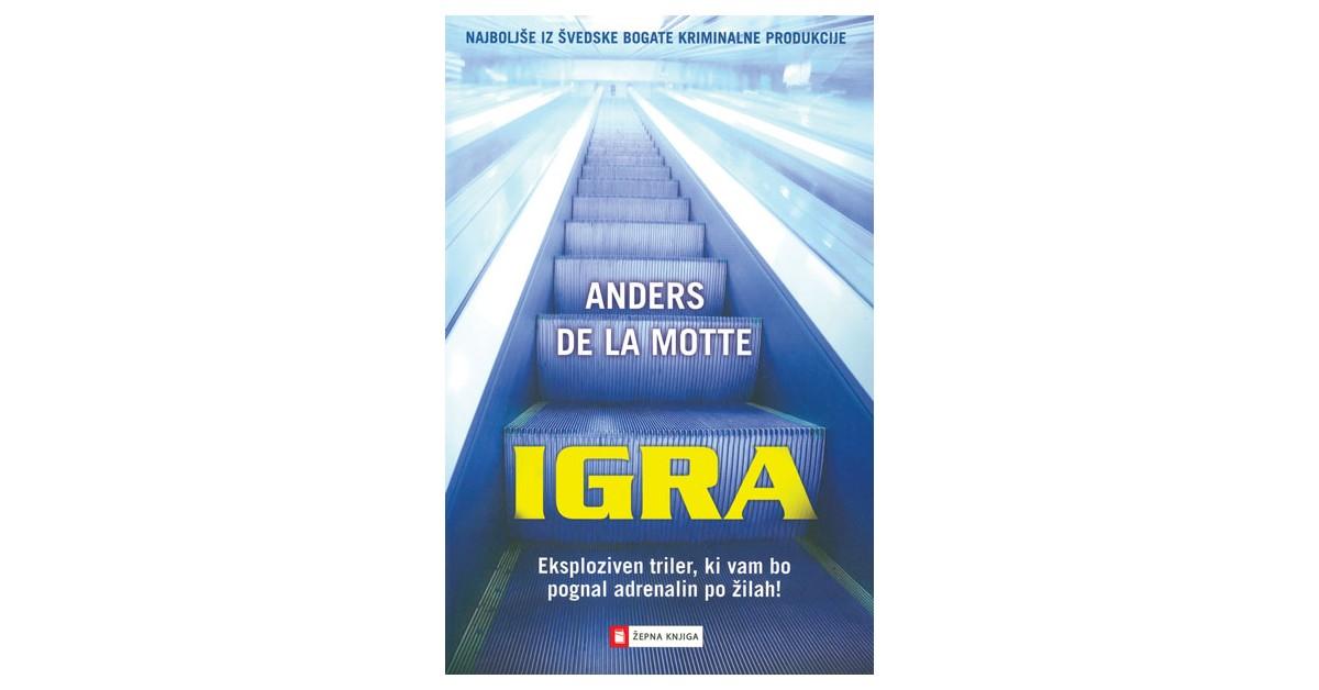 Igra - Anders de la Motte | Menschenrechtaufnahrung.org