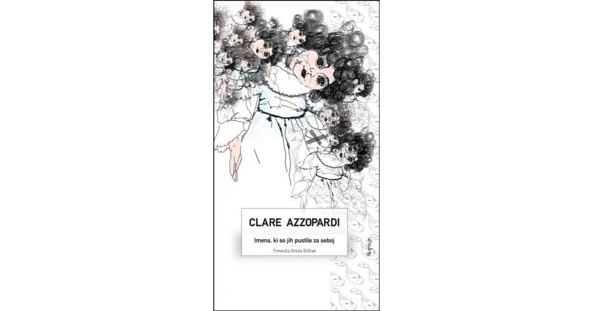 Imena, ki so jih pustile za seboj - Clare Azzopardi | Fundacionsinadep.org