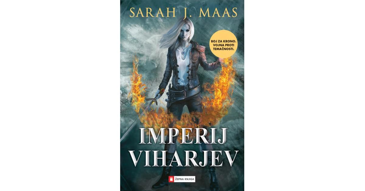 Imperij viharjev - Sarah J. Maas | Fundacionsinadep.org