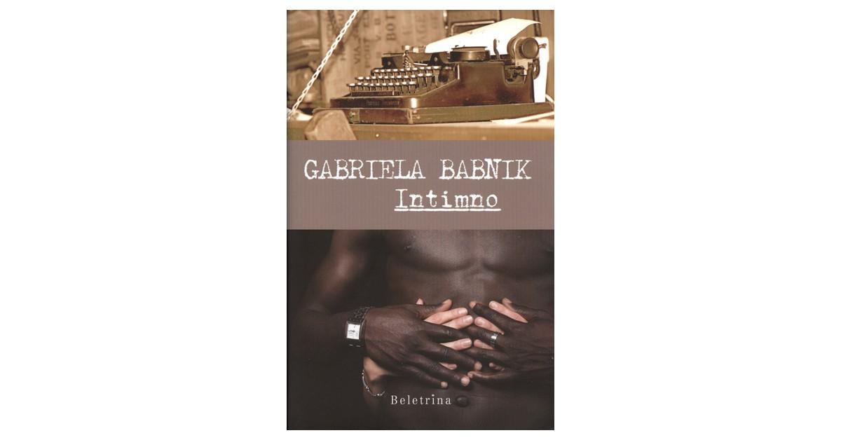 Intimno - Gabriela Babnik   Menschenrechtaufnahrung.org
