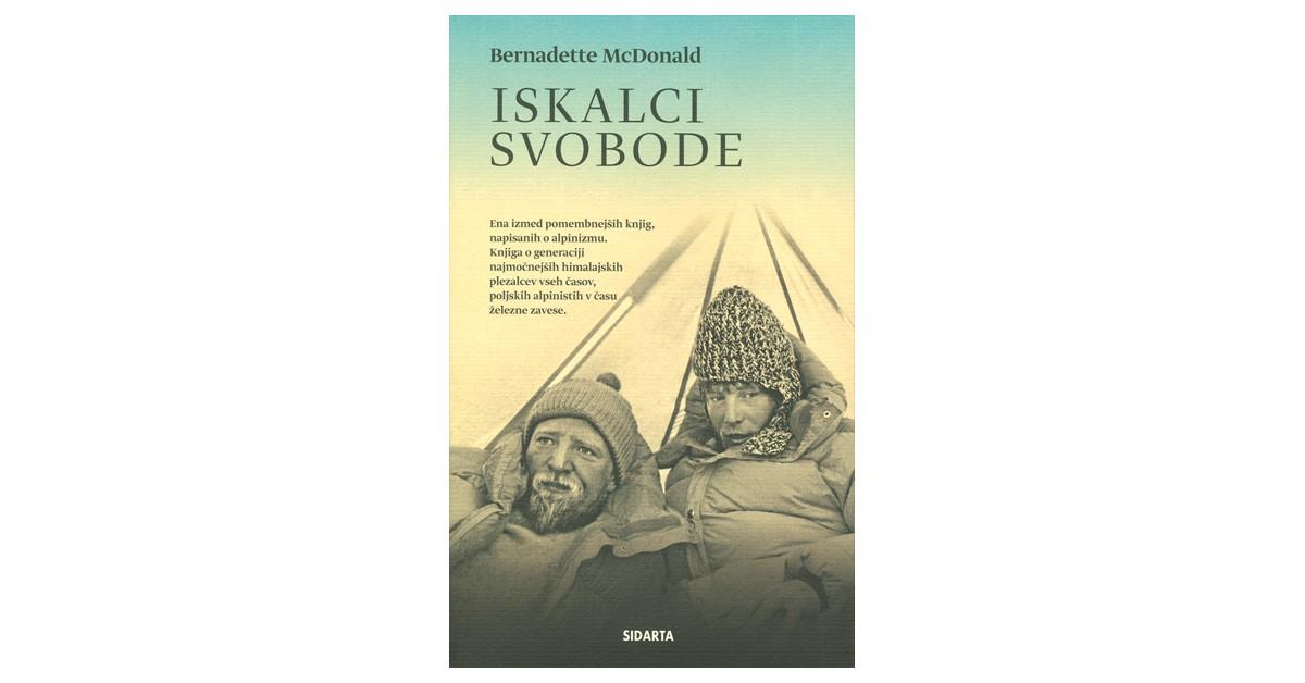 Iskalci svobode - Bernadette McDonald | Fundacionsinadep.org