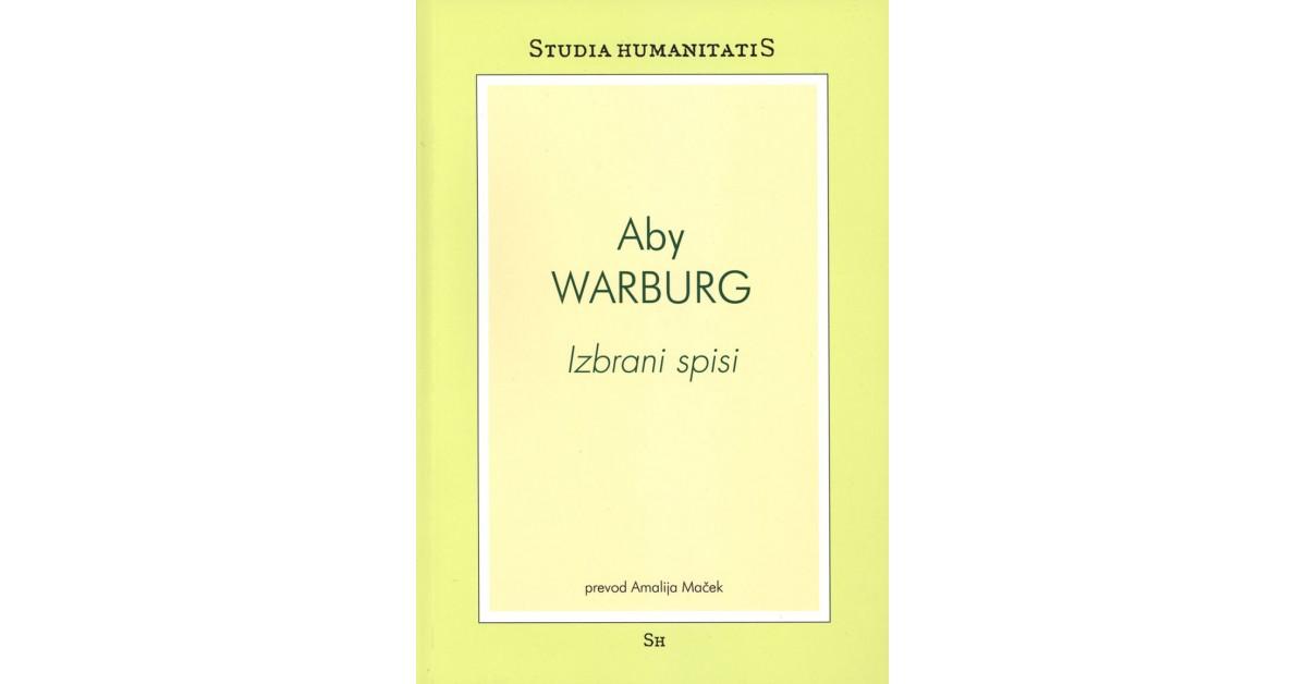 Izbrani spisi - Aby Warburg | Fundacionsinadep.org