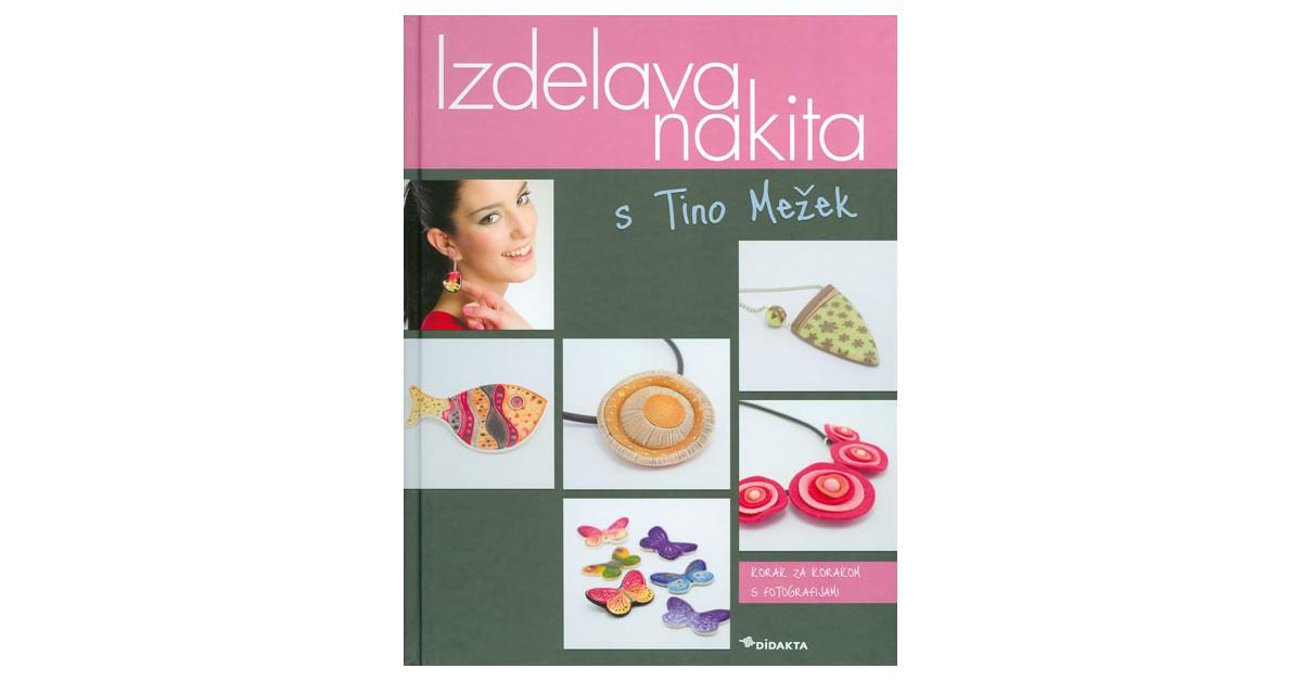 Izdelava nakita s Tino Mežek - Nina Berčič Demšar, Tina Mežek   Fundacionsinadep.org
