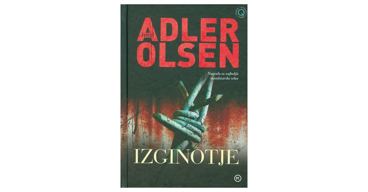 Izginotje - Jussi Adler-Olsen   Menschenrechtaufnahrung.org