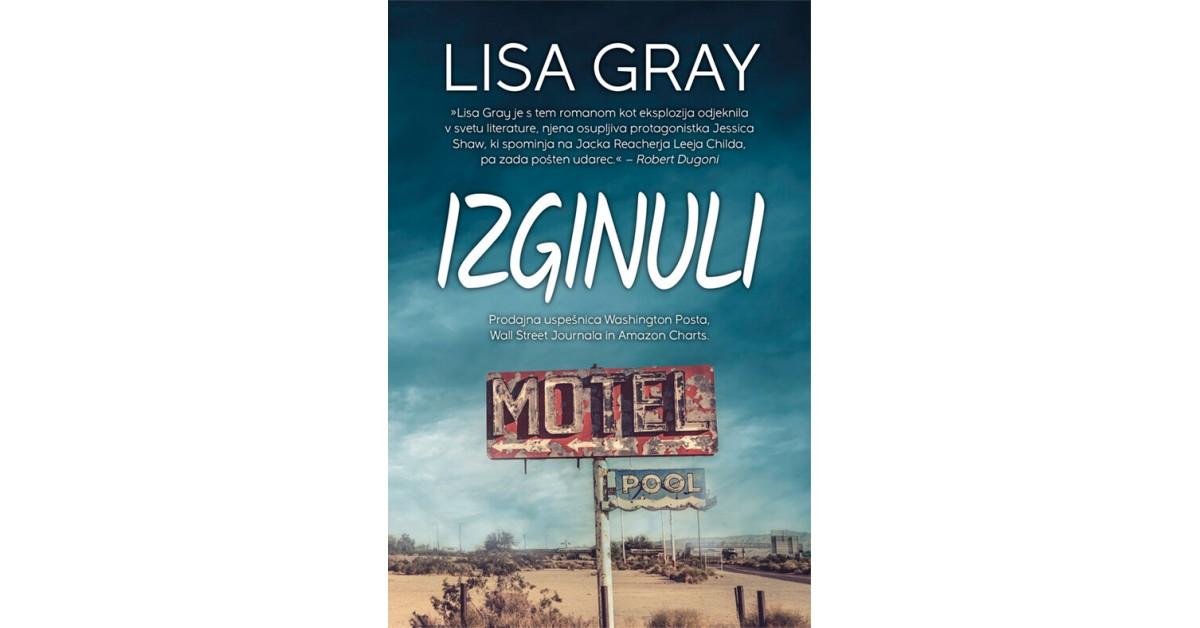 Izginuli - Lisa Gray   Fundacionsinadep.org