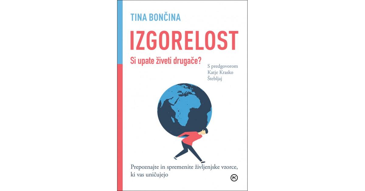 Izgorelost - Tina Bončina | Fundacionsinadep.org