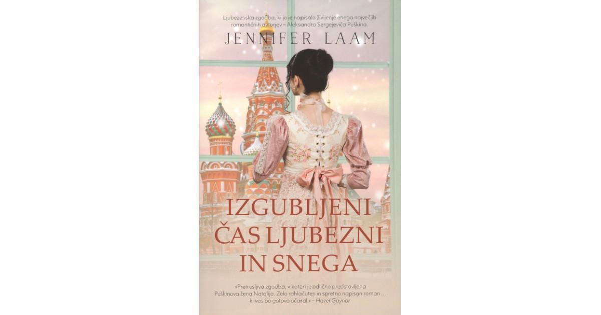 Izgubljeni čas ljubezni in snega - Jennifer Laam | Fundacionsinadep.org