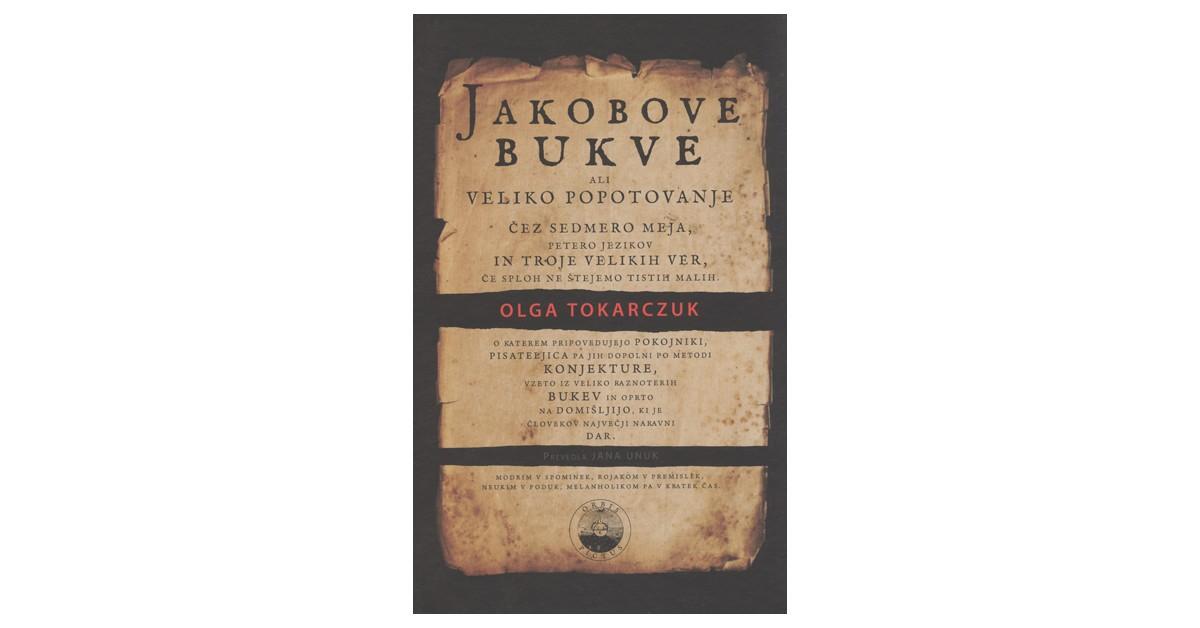 Jakobove bukve - Olga Tokarczuk | Fundacionsinadep.org