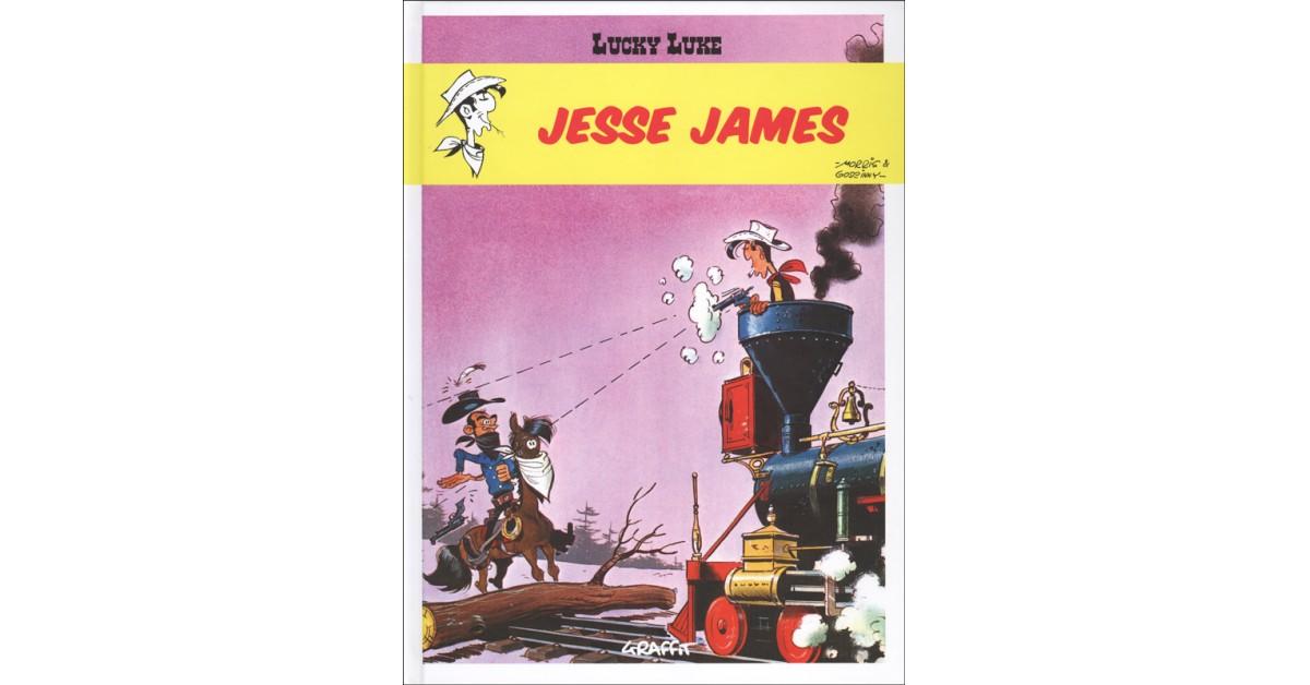 Jesse James - René Goscinny | Fundacionsinadep.org