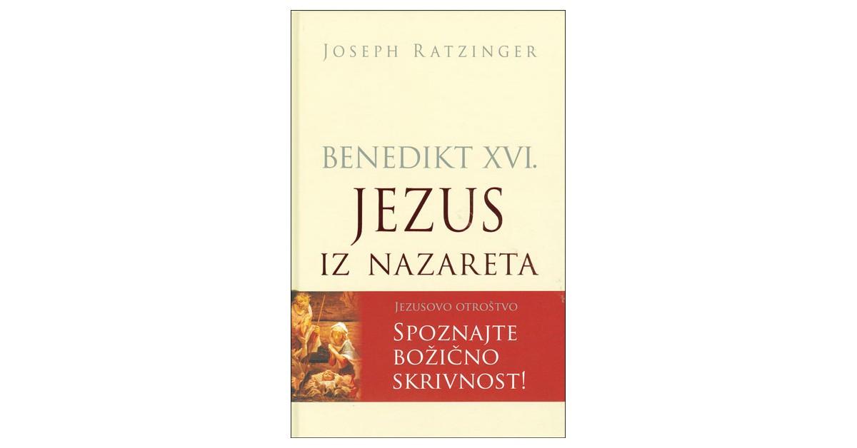 Jezus iz Nazareta - Joseph Ratzinger | Menschenrechtaufnahrung.org