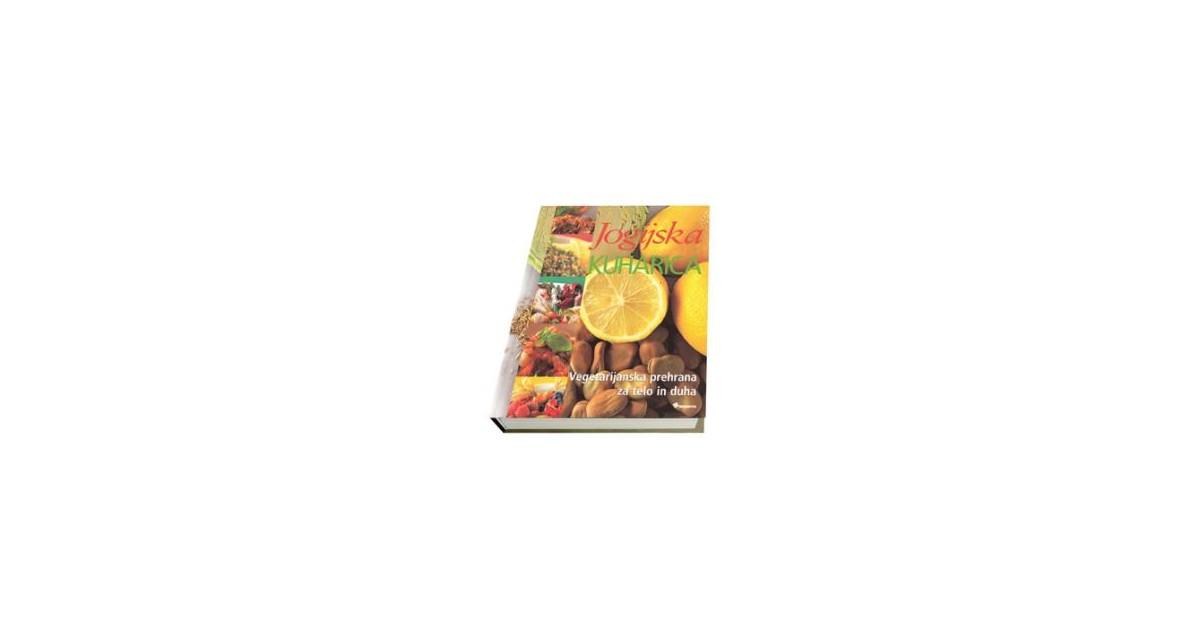 Jogijska kuharica - Swami Saradananda | Fundacionsinadep.org