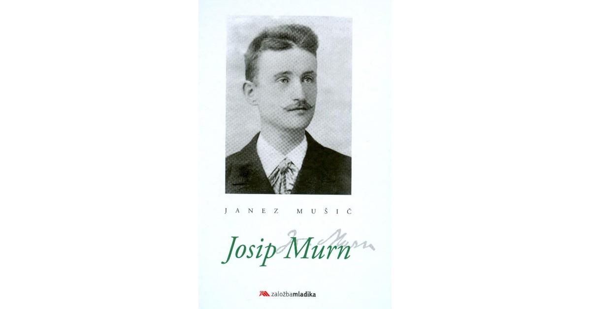 Josip Murn Aleksandrov - Janez Mušič | Menschenrechtaufnahrung.org