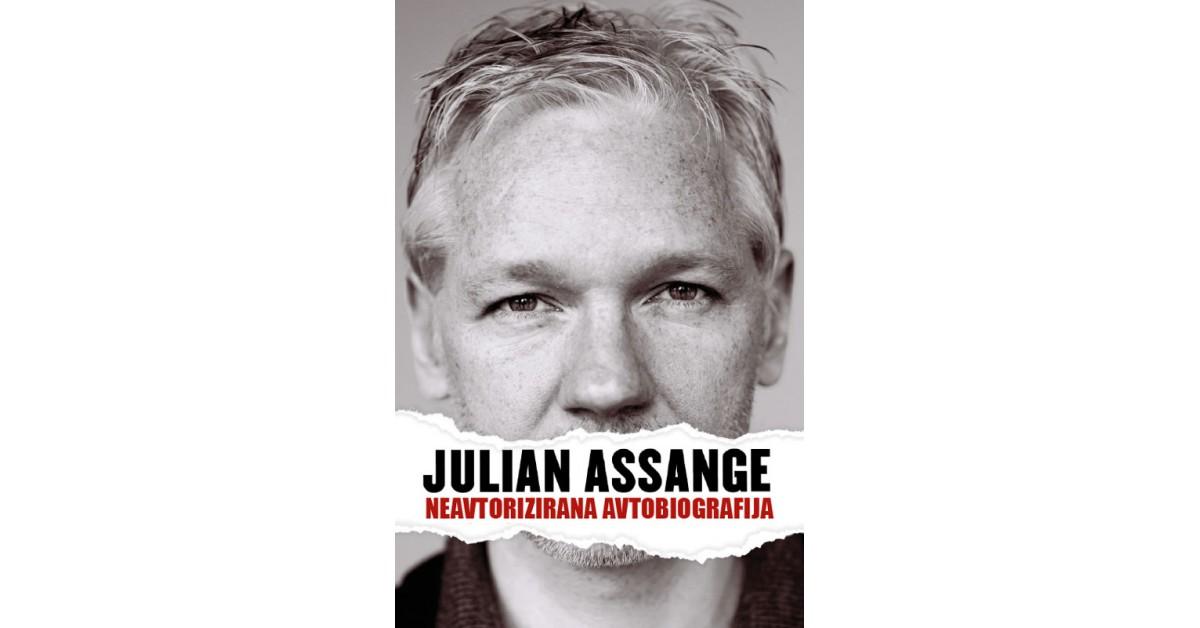 Neavtorizirana avtobiografija - Julian Assange   Fundacionsinadep.org