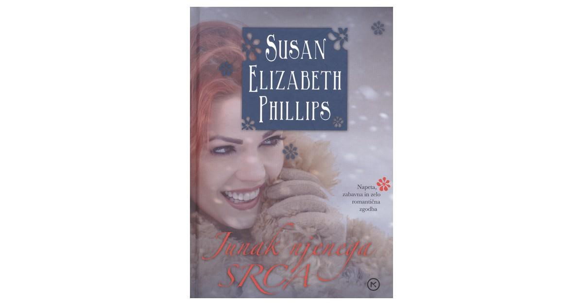 Junak njenega srca - Susan Elizabeth Phillips | Fundacionsinadep.org