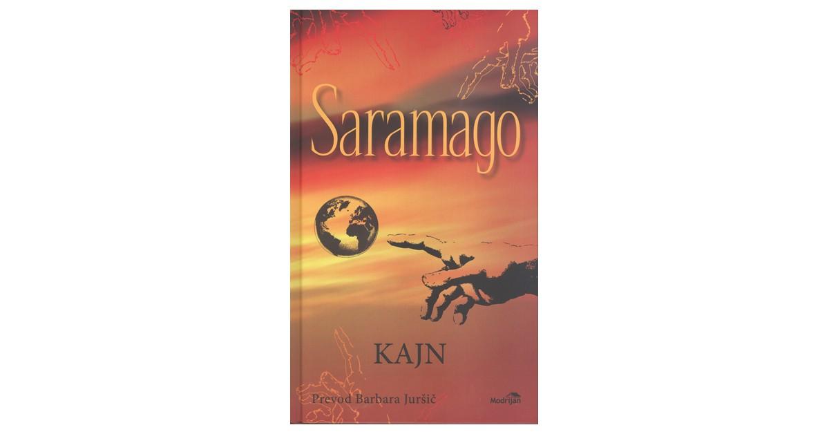 Kajn - José Saramago | Menschenrechtaufnahrung.org