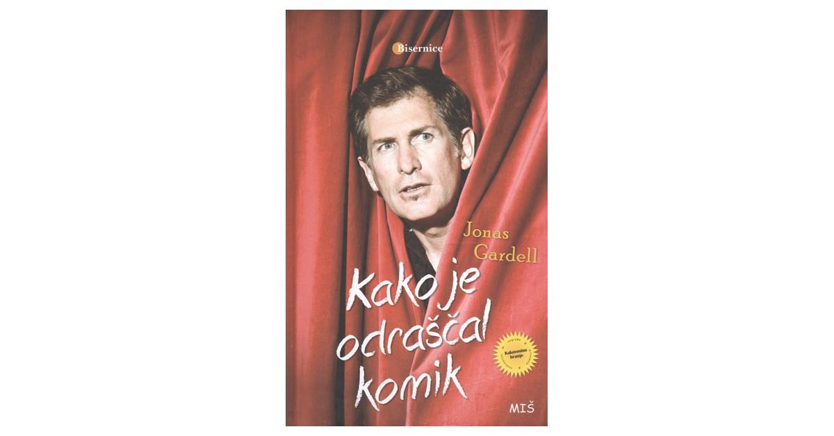 Kako je odraščal komik - Jonas Gardell | Menschenrechtaufnahrung.org