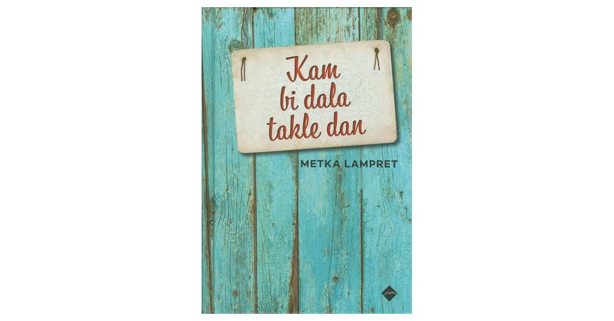 Kam bi dala takle dan - Metka Lampret | Fundacionsinadep.org