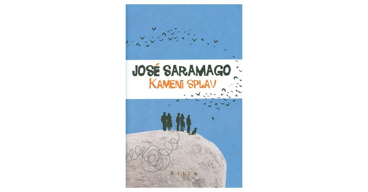 Kameni splav - José Saramago | Menschenrechtaufnahrung.org
