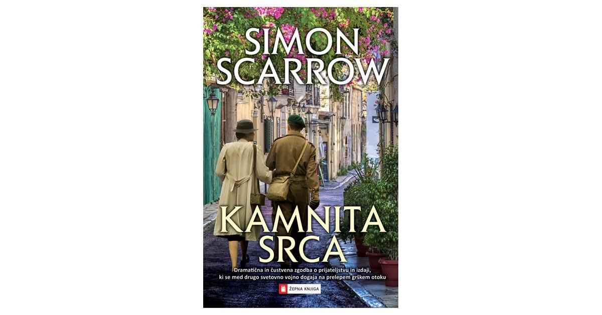 Kamnita srca - Simon Scarrow | Fundacionsinadep.org
