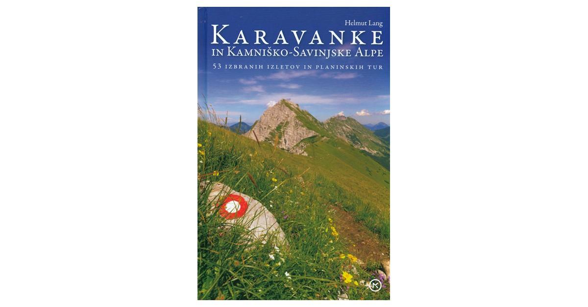 Karavanke in Kamniško-Savinjske Alpe - Helmut Lang | Fundacionsinadep.org