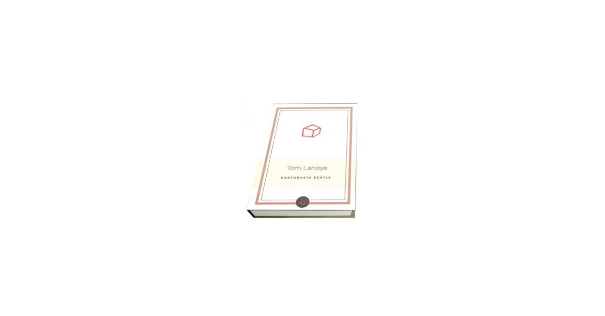 Kartonaste škatle - Tom Lanoye | Fundacionsinadep.org