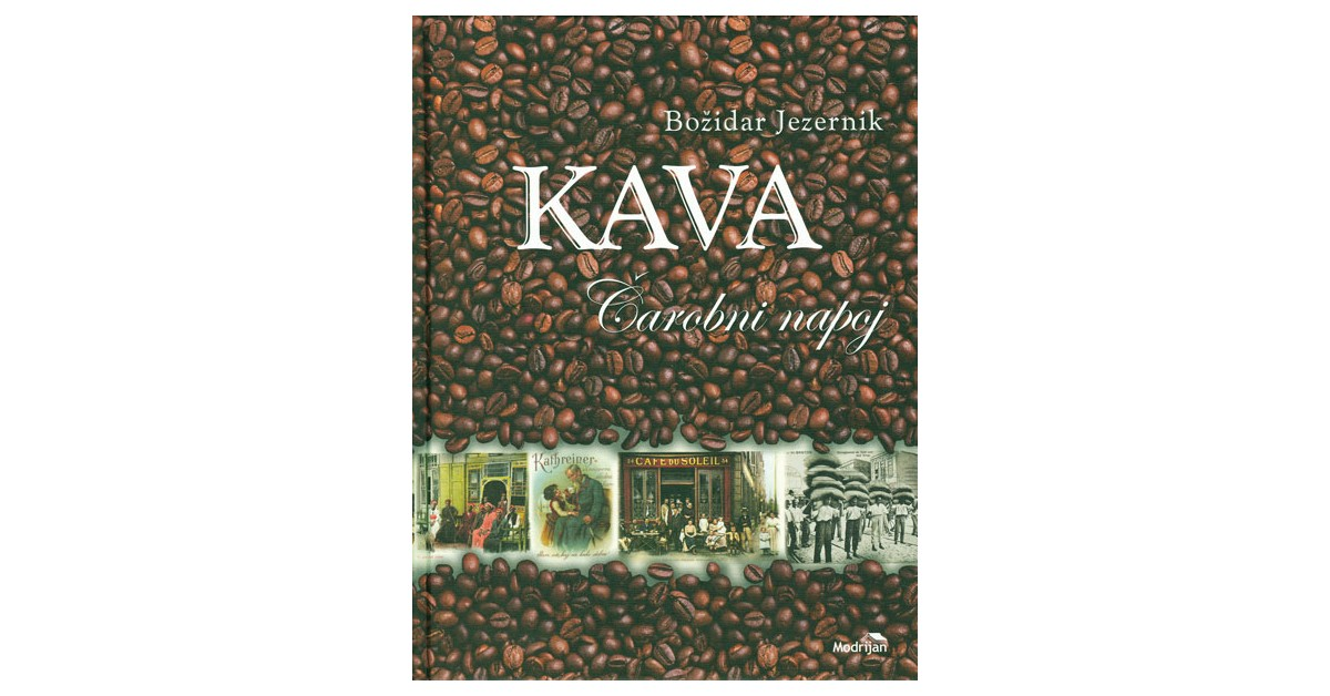 Kava - Božidar Jezernik | Fundacionsinadep.org
