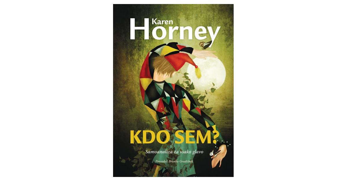 Kdo sem? - Karen Horney | Menschenrechtaufnahrung.org