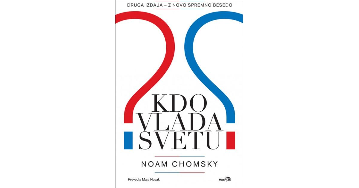 Kdo vlada svetu? - Noam Chomsky | Fundacionsinadep.org