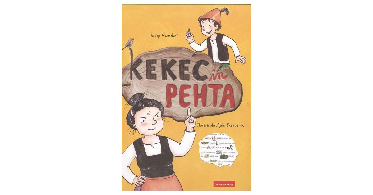Kekec in Pehta - Niko Grafenauer, Josip Vandot | Fundacionsinadep.org