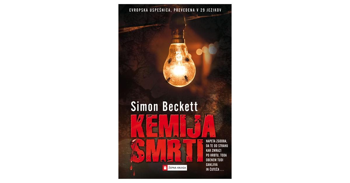 Kemija smrti - Simon Beckett | Fundacionsinadep.org