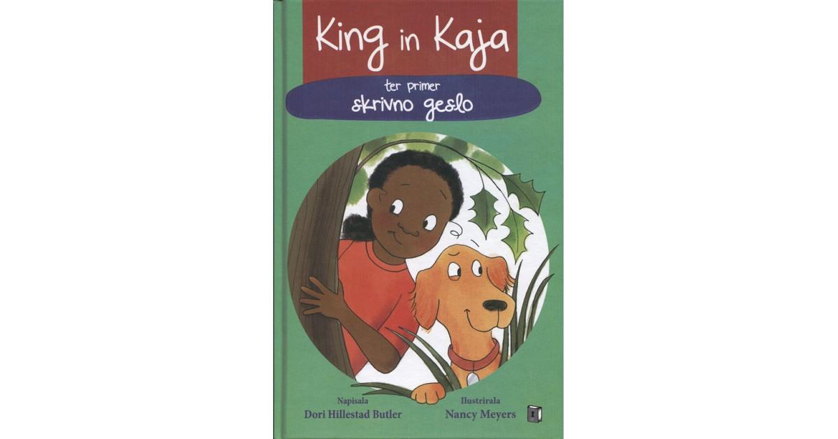 King in Kaja ter primer skrivno geslo - Dori Hillestad Butler   Menschenrechtaufnahrung.org