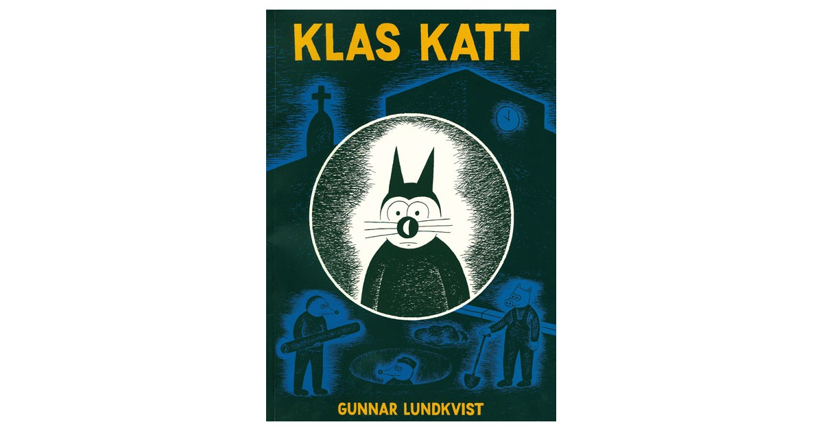 Klas Katt - Gunnar Lundkvist   Menschenrechtaufnahrung.org