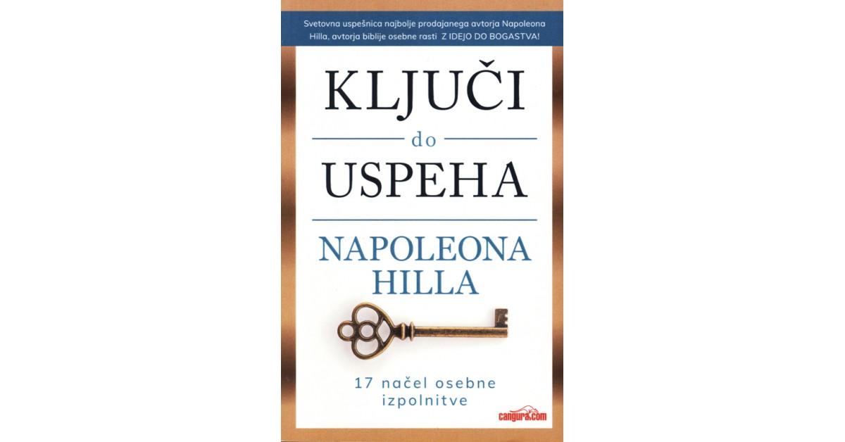 Ključi do uspeha Napoleona Hilla - Napoleon Hill | Fundacionsinadep.org