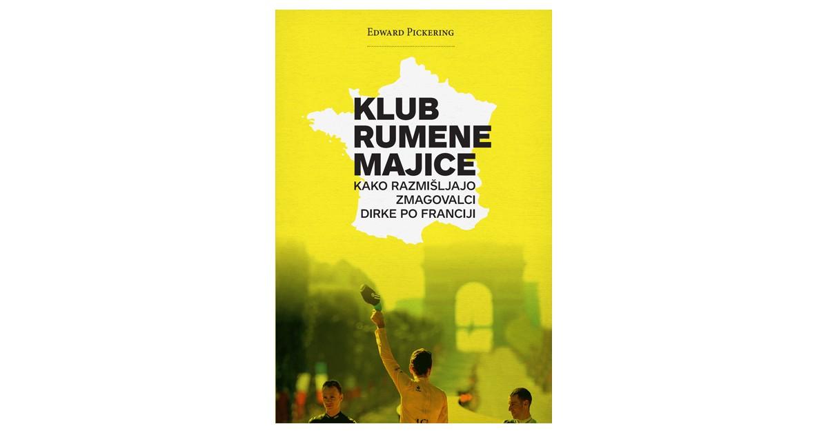 Klub rumene majice - Edward Pickering | Fundacionsinadep.org