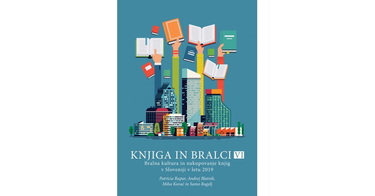 Knjiga in bralci VI - Andrej Blatnik, Miha Kovač, Samo Rugelj, Patricia Rupar | Menschenrechtaufnahrung.org
