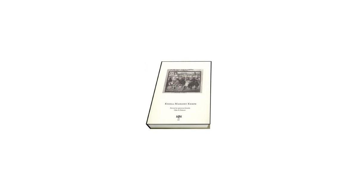 Knjiga Margery Kempe - Margery Kempe | Fundacionsinadep.org