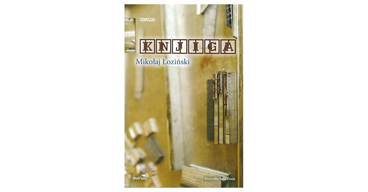 Knjiga - Mikołaj Łoziński   Menschenrechtaufnahrung.org