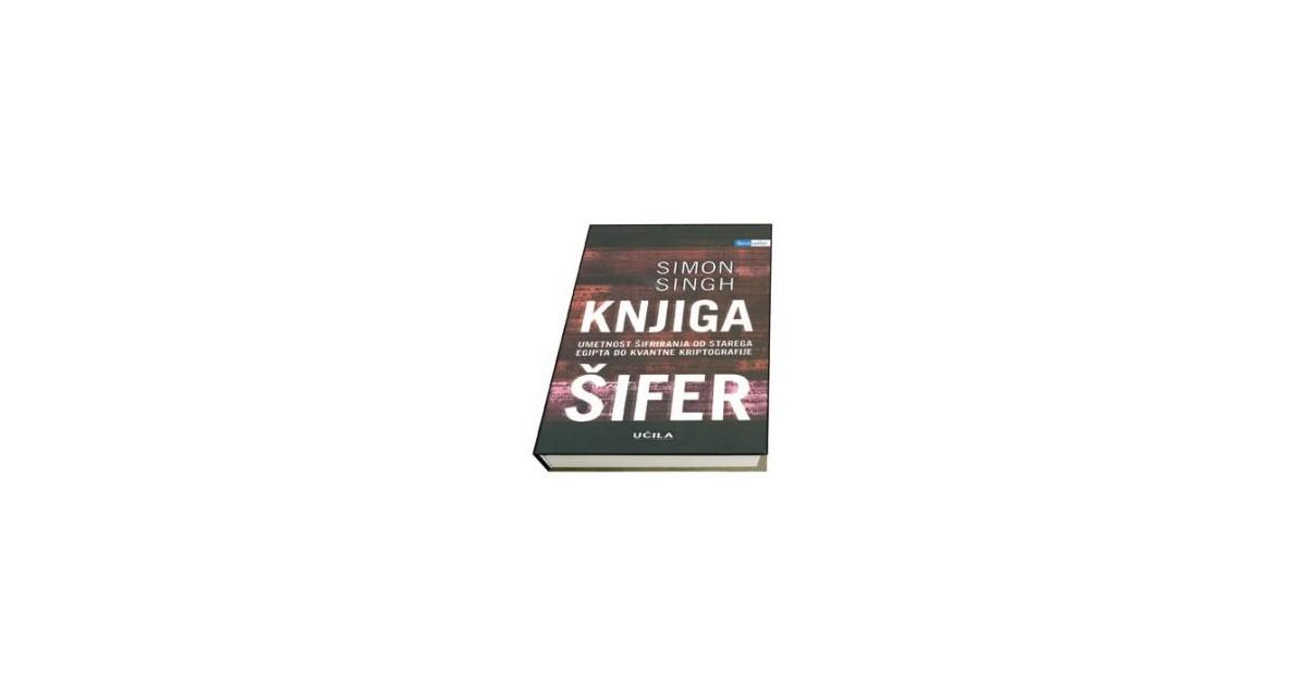 Knjiga šifer - Simon Singh | Menschenrechtaufnahrung.org