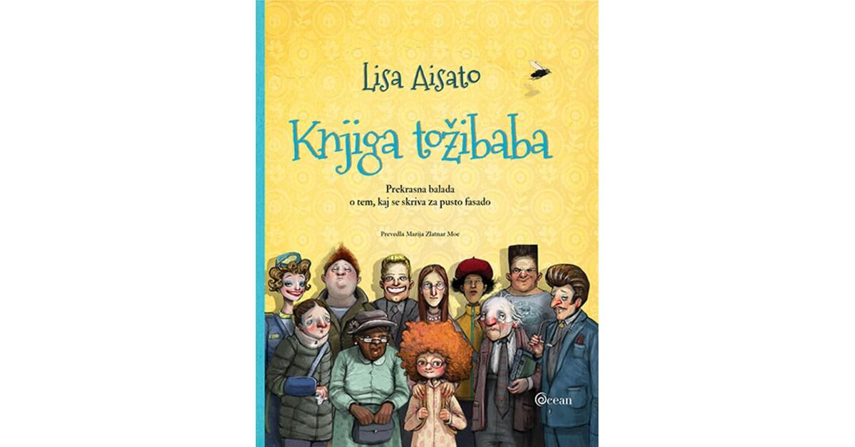 Knjiga tožibaba - Lisa Aisato   Menschenrechtaufnahrung.org