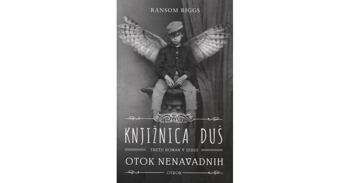 Knjižnica duš - Ransom Riggs | Fundacionsinadep.org