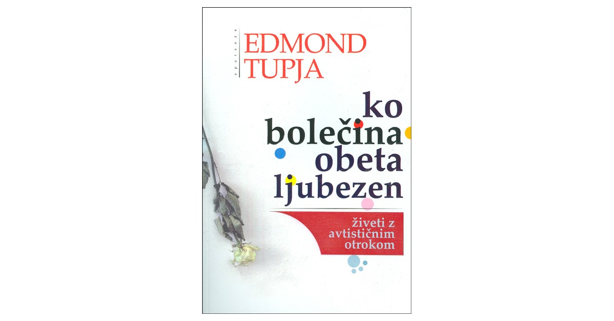 Ko bolečina obeta ljubezen - Edmond Tupja | Fundacionsinadep.org
