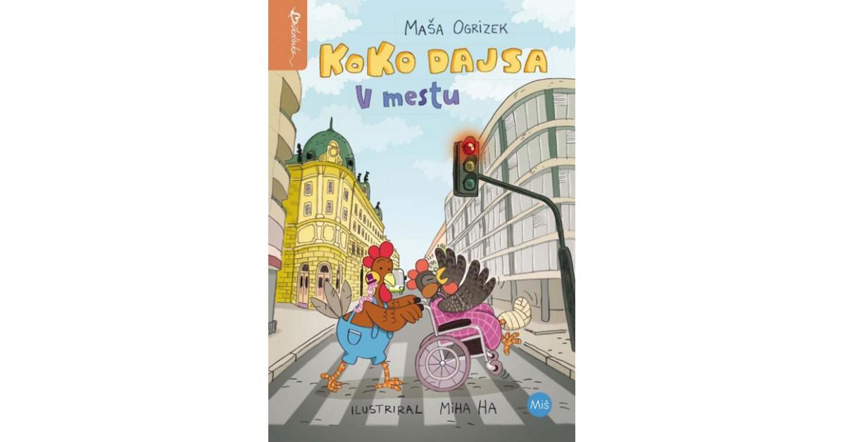 Koko Dajsa v mestu - Maša Ogrizek | Fundacionsinadep.org