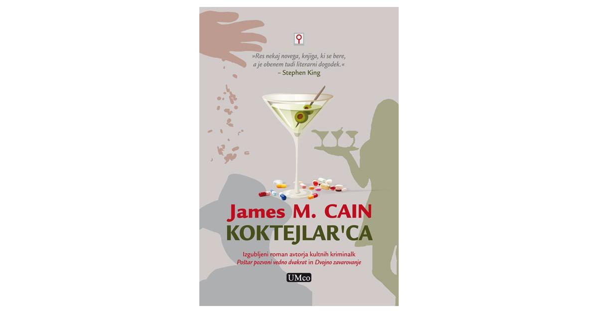Koktejlar'ca - James M. Cain | Menschenrechtaufnahrung.org