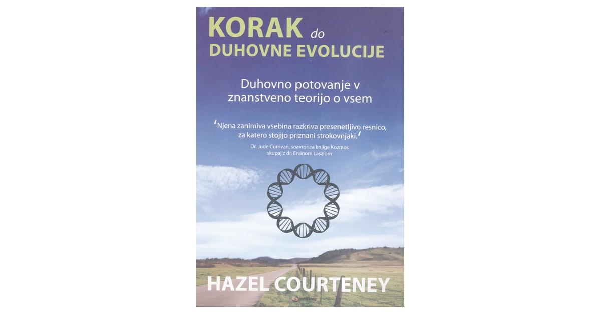Korak do duhovne evolucije - Hazel Courteney   Fundacionsinadep.org