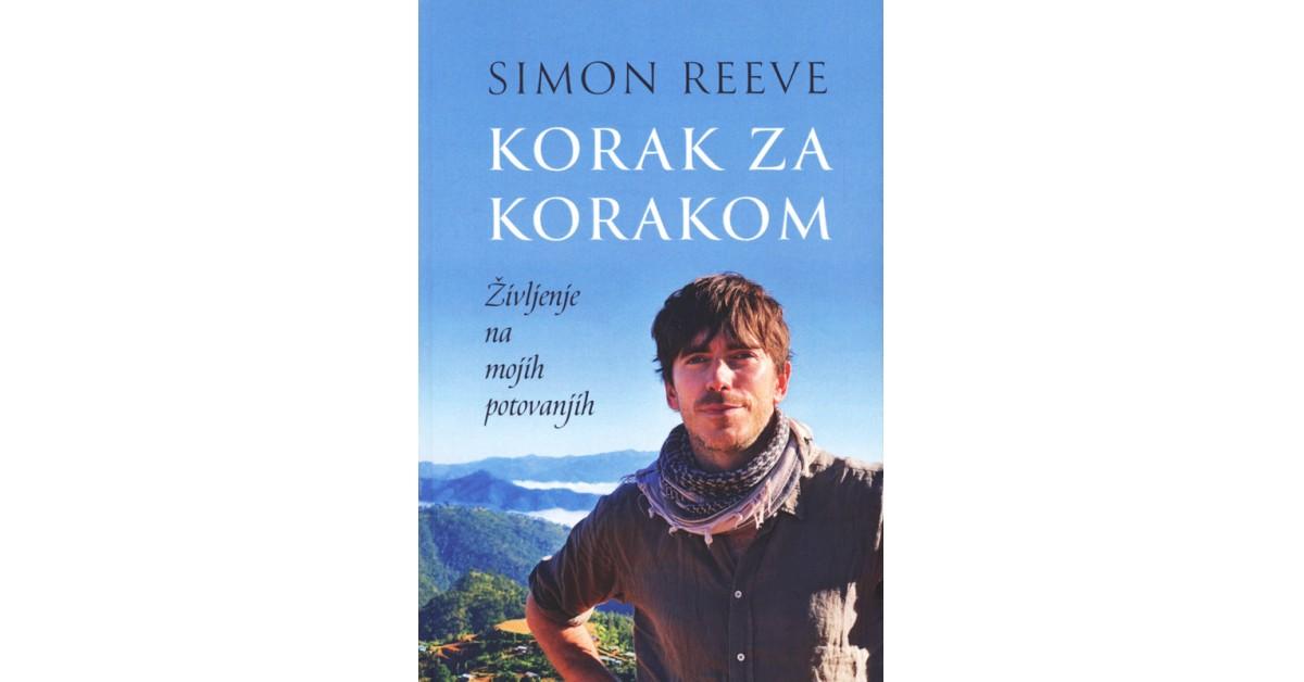Korak za korakom - Simon Reeve | Menschenrechtaufnahrung.org